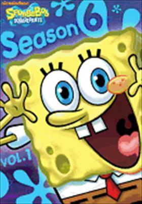 Spongebob Squarepants: Season 6, Volume 1