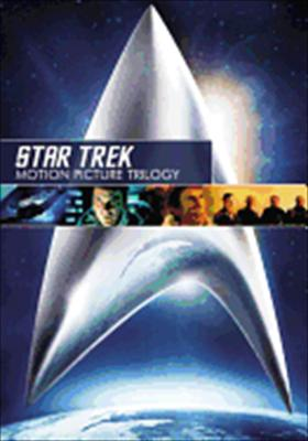 Star Trek: The Motion Picture Trilogy