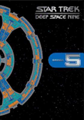 Star Trek Deep Space Nine: The Complete 5th Season