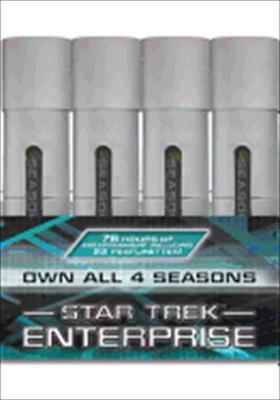 Star Trek Enterprise: The Complete Series