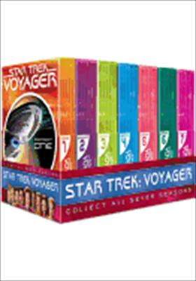 Star Trek Voyager: The Complete Series