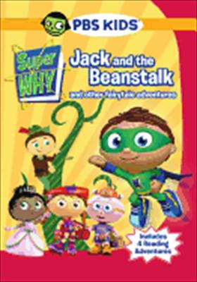 Super Why: Jack and the Beanstalk 0097368944541