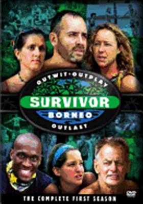Survivor: The Complete First Season (Borneo)