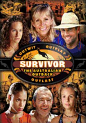Survivor: The Australian Outback - The Complete Second Season