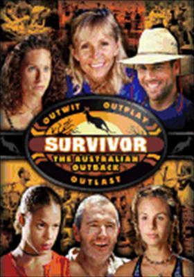 Survivor: The Australian Outback - The Complete Second Season