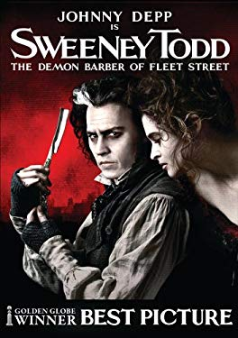 Sweeney Todd: The Demon Barber of Fleet Street 0097363500643