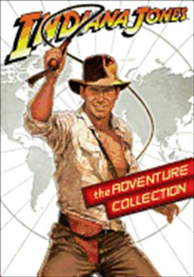 The Adventures of Indiana Jones Collection 0097361370743