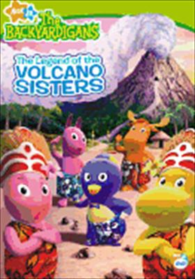 The Backyardigans: The Legend of the Volcano Sisters 0097368512641