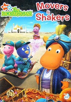 The Backyardigans: Movers & Shakers 0097368513242