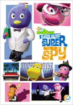 The Backyardigans: Super Secret Super Spy