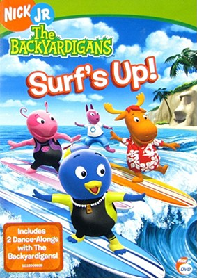 The Backyardigans: Surf's Up! 0097368898448