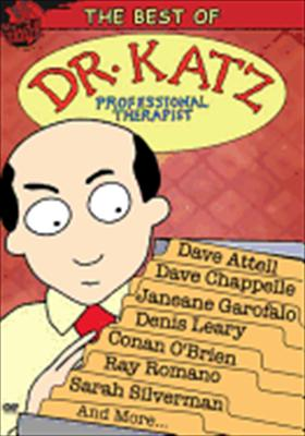 The Best of Dr. Katz, Professional Therapist