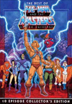 The Best of He-Man & the Masters of the Universe