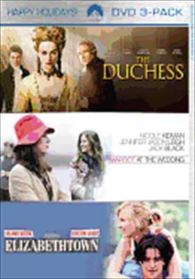 The Duchess / Margot at Wedding / Elizabethtown