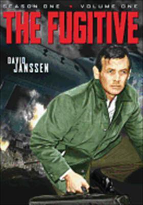 The Fugitive: Season 1, Volume 1