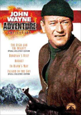The John Wayne Adventure Collection