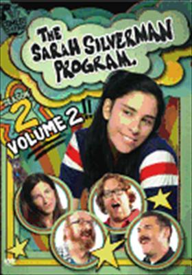 The Sarah Silverman Program: Season 2 Volume 2