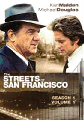 The Streets of San Francisco: Season 1, Volume 1