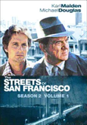 The Streets of San Francisco: Season 2, Volume 1