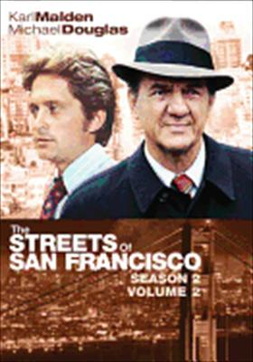 The Streets of San Francisco: Season 2, Volume 2