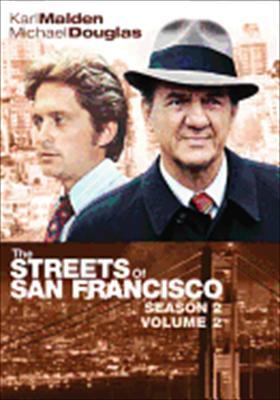 The Streets of San Francisco: Season 2, Volume 2