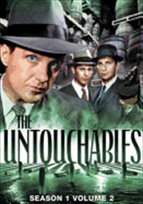 The Untouchables: Season 1, Volume 2