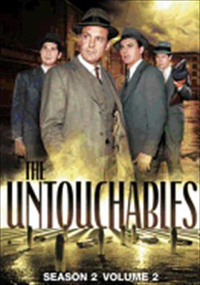 The Untouchables: Season 2, Volume 2