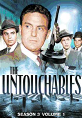 The Untouchables: Season Three, Volume One