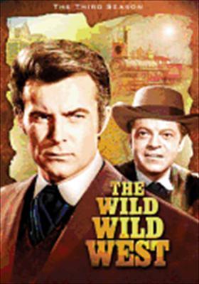 The Wild Wild West: The Complete Third Season