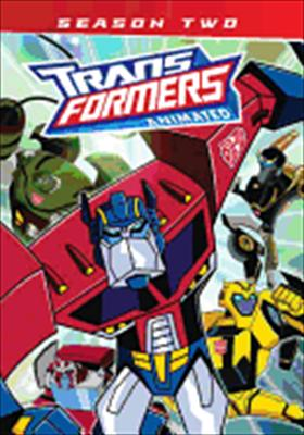 Transformers Animated Season 2