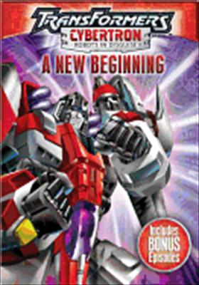 Transformers Cybertron: A New Beginning