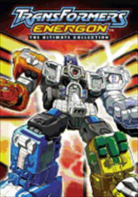 Transformers Energon: The Ultimate Collection
