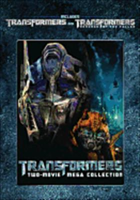 Transformers Two-Movie Mega Collection