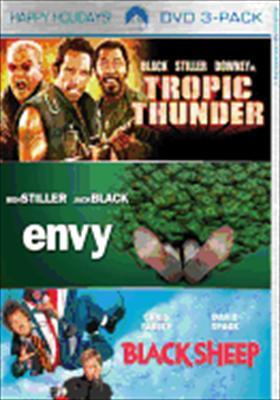Tropic Thunder / Envy / Black Sheep