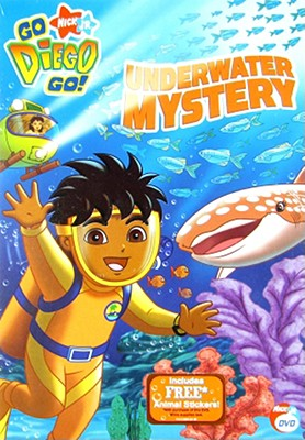 Underwater Mystery 0097368508545