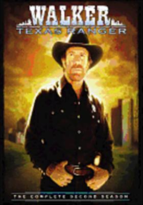 Walker, Texas Ranger: The Complete Second Season