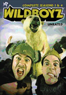 Wildboyz: Complete Seasons 3 & 4 Unrated