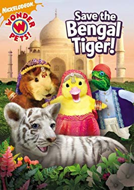 Wonder Pets: Save the Bengal Tiger! 0097368922143