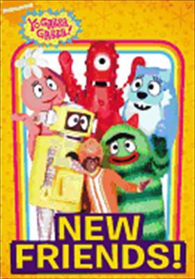 Yo Gabba Gabba!: New Friends!