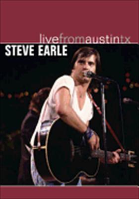 Steve Earle: Live from Austin, TX