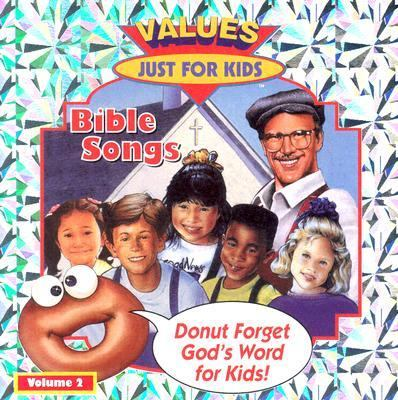 The Donut Man Bible Songs: Volume 2 9787472014438