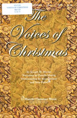 The Voices of Christmas: Satb [With CD]