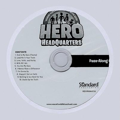 Pass Along CD (Pkg 10)