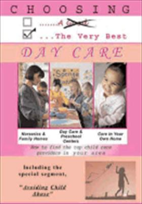 Choosing the Very Best Day Care