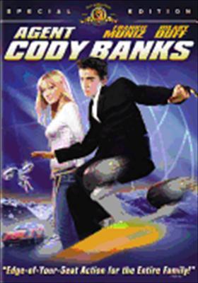 Agent Cody Banks 0027616887412