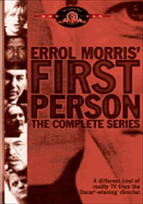 Errol Morris' First Person: The Complete Series