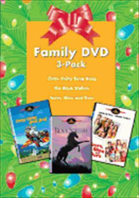 Family DVD 3-Pack