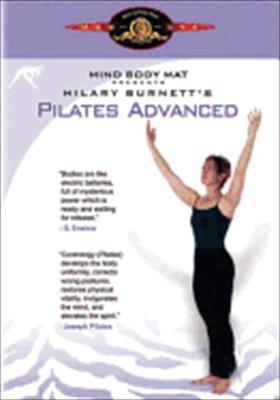 Hilary Burnett's Pilates Advanced