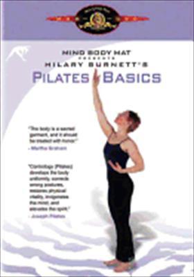 Hilary Burnett's Pilates Basics