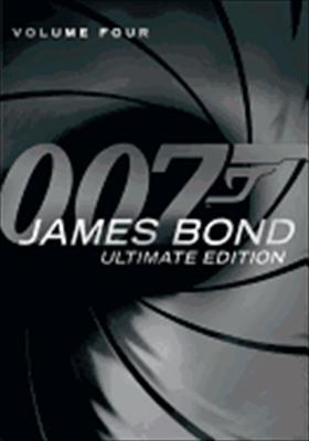James Bond Ultimate Edition Volume 4